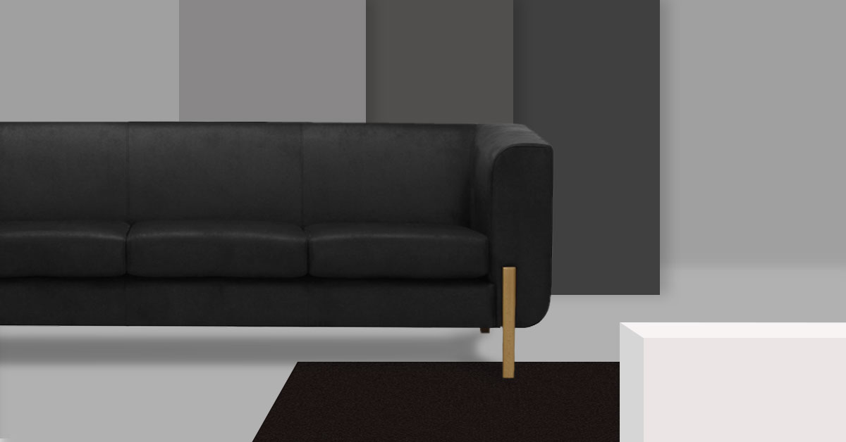 What eco leather sofa should I choose for my living room?