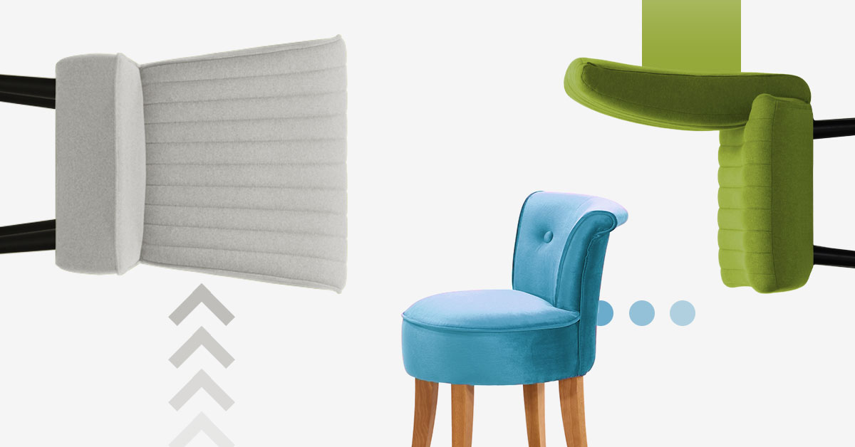 Velour dining room chairs – which ones to choose?