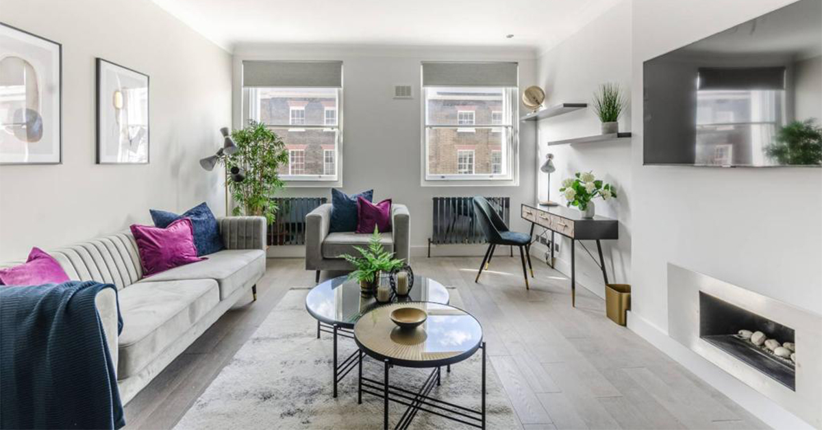 Top 5 glamour style decorations for your living room