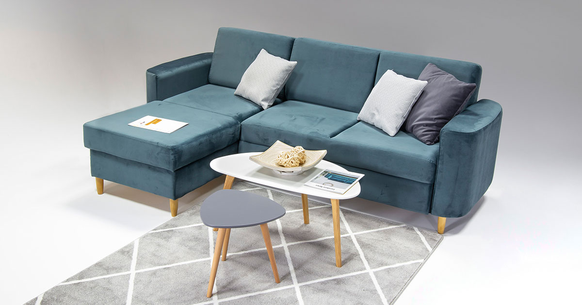 Sofas' colours – best trends for 2020