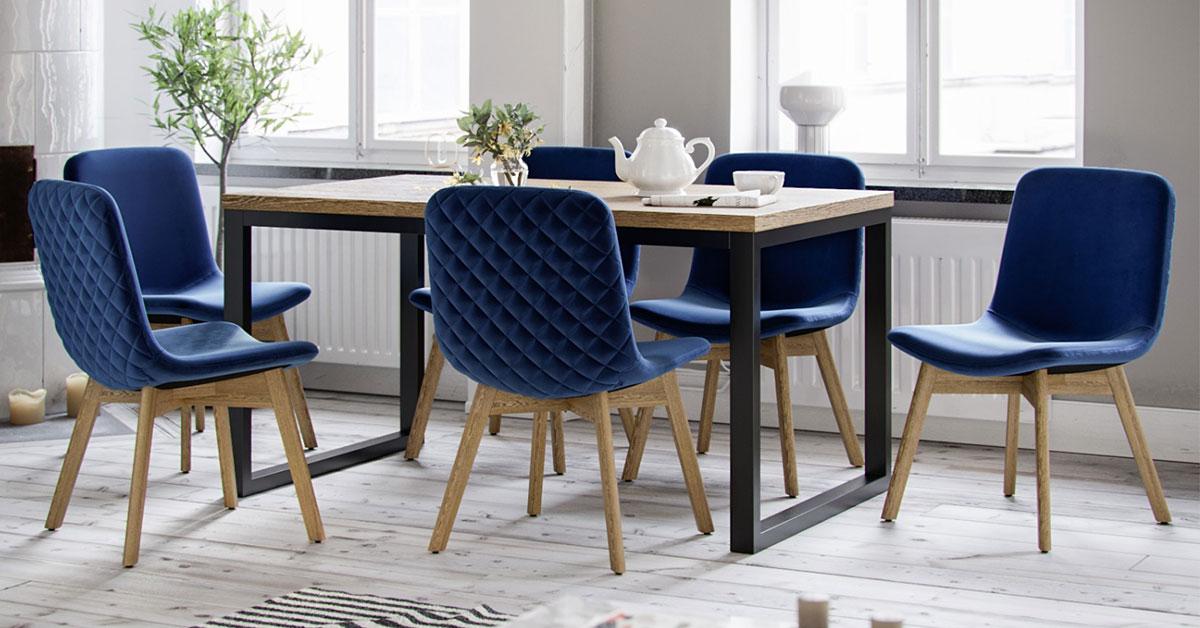 Elegant dining chairs