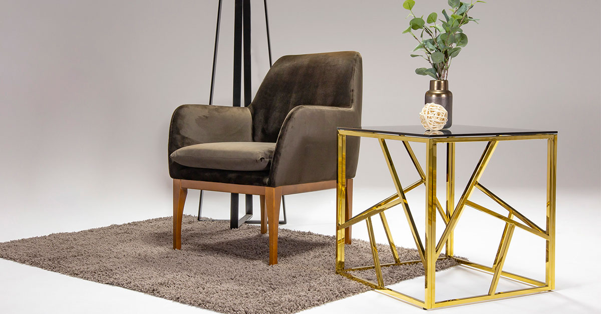 An armchair that doesn't take much space - recommended models
