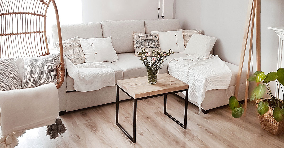 Ways to create a cosy living room