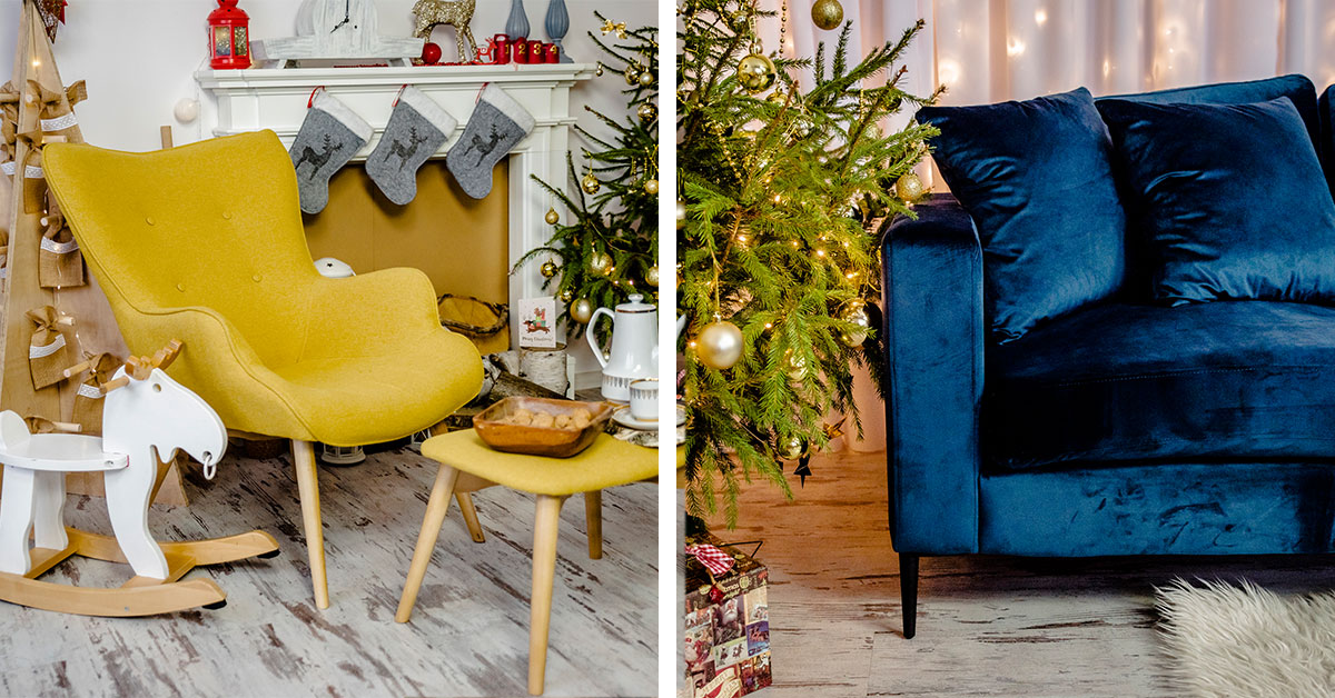 Festive living room – how to make sure that your day room is ready for Christmas?