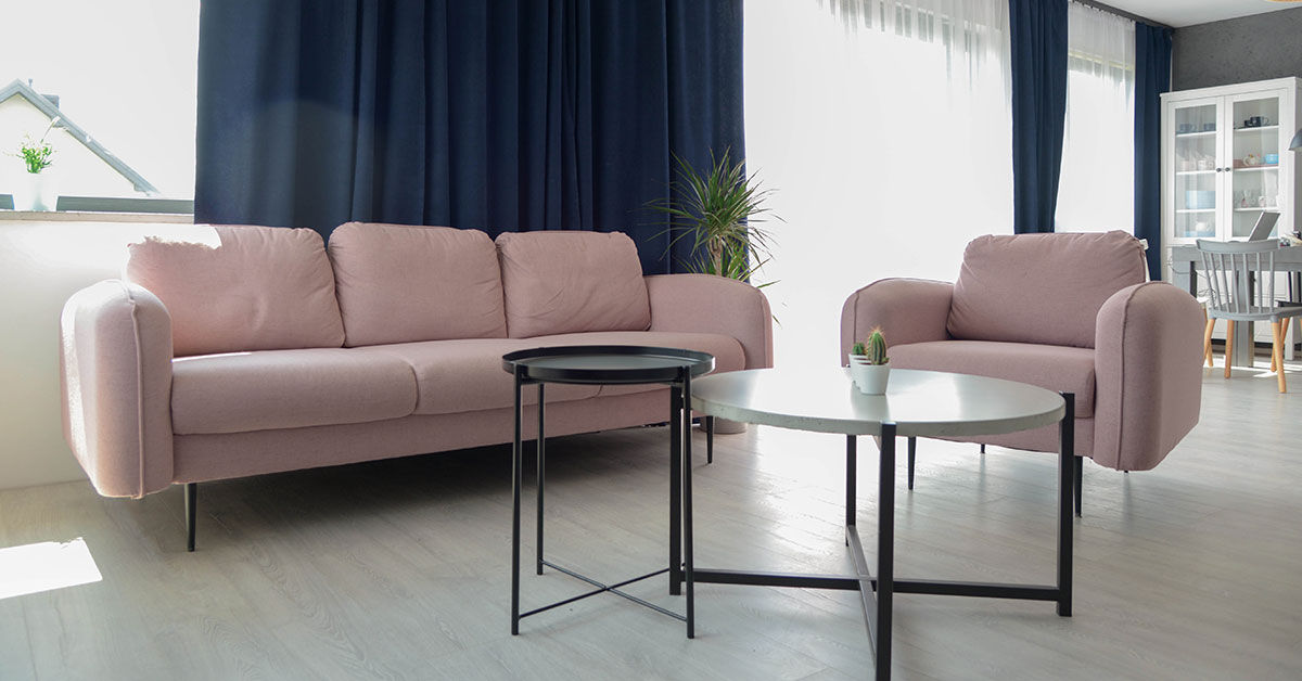 What sofa to choose for a small living room?